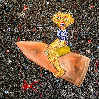 Henri Abraham Univers, 'Balle perdue ', 2018