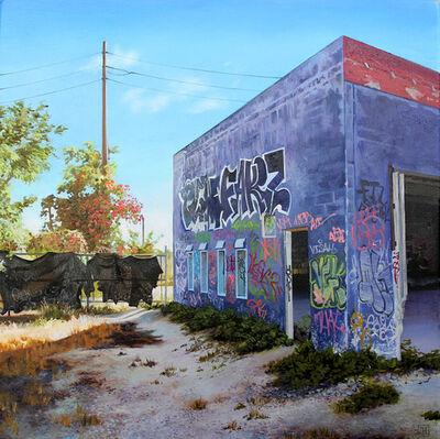Jessica Hess, 'Miami Tracks', 2014