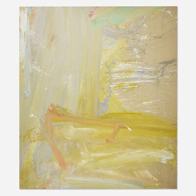 Edvins Strautmanis, 'Clam Walk', 1972