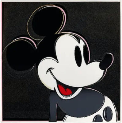 Andy Warhol, 'Mickey Mouse F.S. II 265', 1981