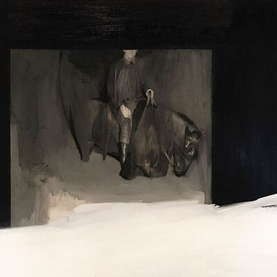 Sid Watters, 'Onlooker No.1 ', 2019
