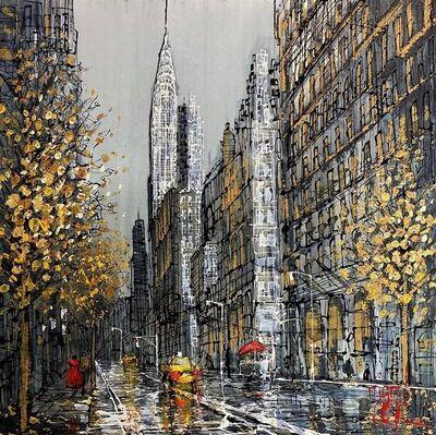 Nigel Cooke (b.1960), 'New York Dreams', 2020