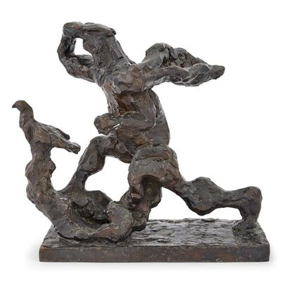 Jacques Lipchitz, 'Sketch for Enterprise', 1953