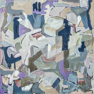 Lois Dickson, 'Blue Indigo', 2017