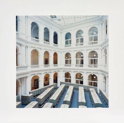 Candida Höfer, 'Universitätsbibliothek', 2002