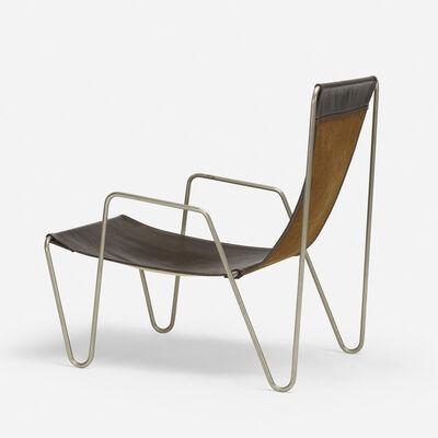 Verner Panton, 'Bachelor chair, model 3351', 1955