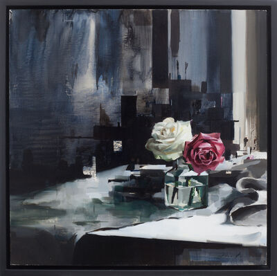 Jon Doran, 'Two Roses', 2019
