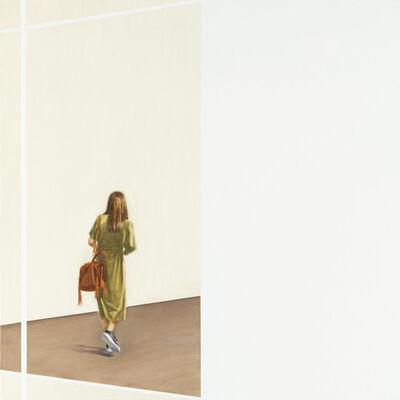 Tim Eitel, 'Green Dress', 2019