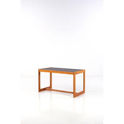 André Sornay, 'Mobilier à Tigettes; Table-Desk', circa 1960