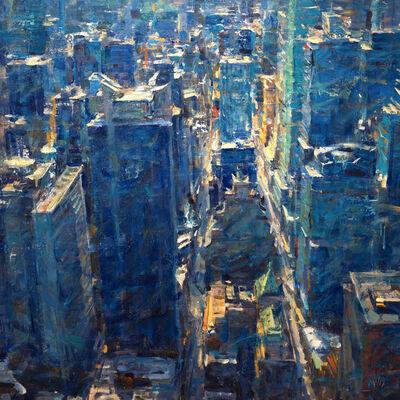 Derek Penix, 'New York II', 2018