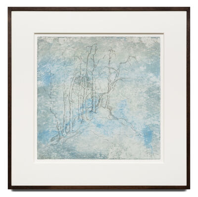 Zeng Fanzhi 曾梵志, 'Autumn River 秋岸图', 2018