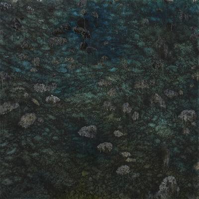Han Jin, ' Wave Length #3', 2017