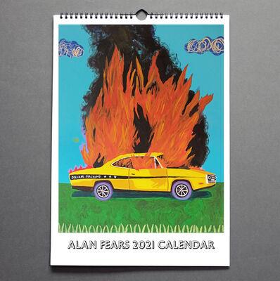 Alan Fears, 'Alan Fears 2021 Calendar', 2020