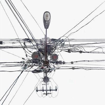 Andreas Gefeller, 'Poles 07', 2010