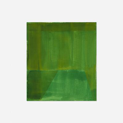 Tamina Amadyar, 'Green Room', 2015