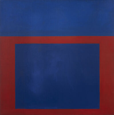 Perle Fine, 'Cool Series No.7, Square Shooter', ca. 1961-1962
