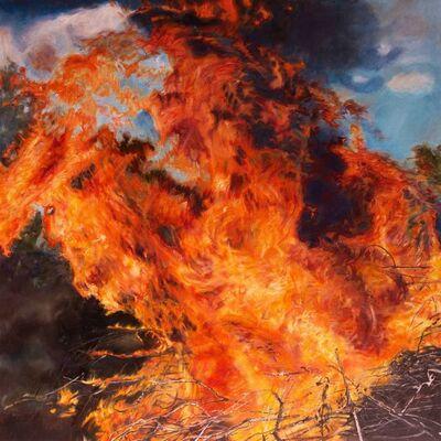 Jennifer Walton, 'Blaze', 2017
