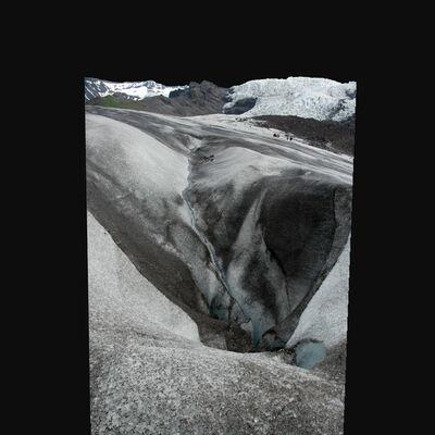 John Ruppert, 'Ice Crevasse / Svinafellsjokull', 2012-2013