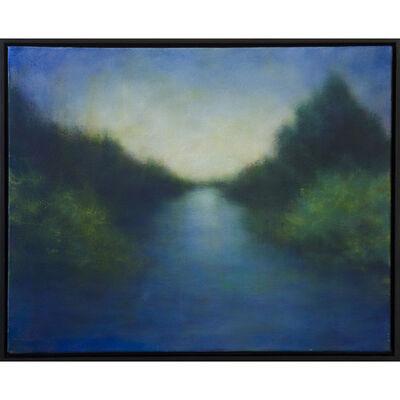Victoria Veedell, 'Twilight River', Contemporary