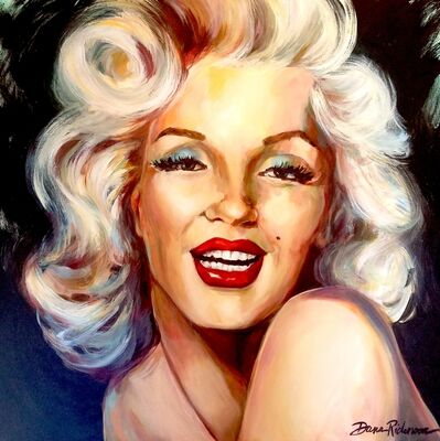 Dana Ridenour, 'Marilyn', 2019