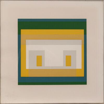 Josef Albers, 'Variant II (Danilowitz 173.2)', 1967