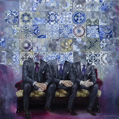 Daniel Casique, 'Tres de Picas', 2021