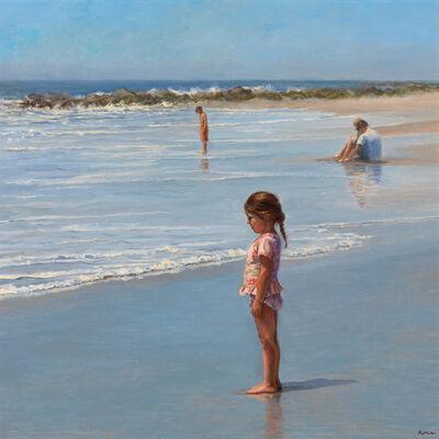 Marla Korr, 'By the Beach', Active Contemporary