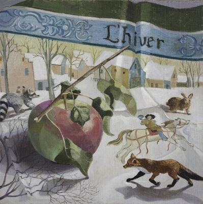 Barbara Kassel, 'L'Hiver Apple'