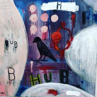 Stephanie Brody-Lederman, 'Hub Bub', 2019