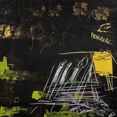 Per Kirkeby, 'Ohne titel', 2016