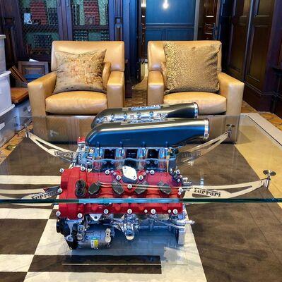 Tom Bates, 'Ferrari 458 Challenge Coffee Table', 2019
