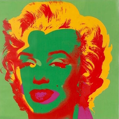 Andy Warhol, 'Marilyn Monroe FS II.25', 1967