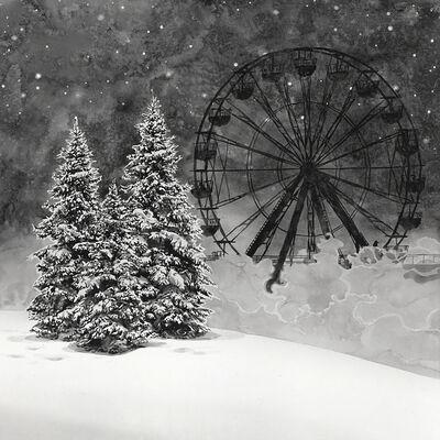Hans Op de Beeck, 'The Ferris Wheel', 2020