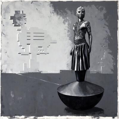 Nestor Arenas, 'Modern Icons No. 22', 2018