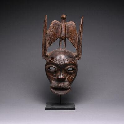 Unknown Senufo, 'Senufo Wooden Face Mask', 20th Century AD