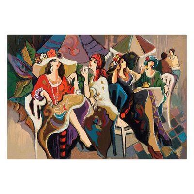 Isaac Maimon, 'Cafe Parasol', 1990-2020