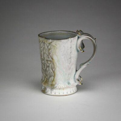 Michael Stumbras, 'Lost Age Mug w/ Gold', 2017