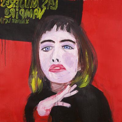 Gimena Herrera, 'Las mujeres vampiro.', 2018