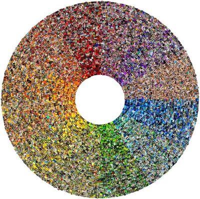 Jason Salavon, 'Wheel', 2012