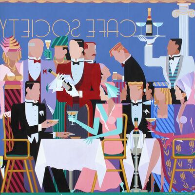 Giancarlo Impiglia, 'Cafe Society', 1987