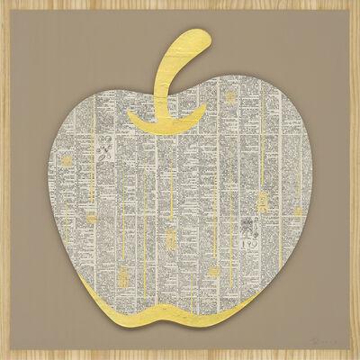 Jam WU, 'Dictionary-Apple', 2019