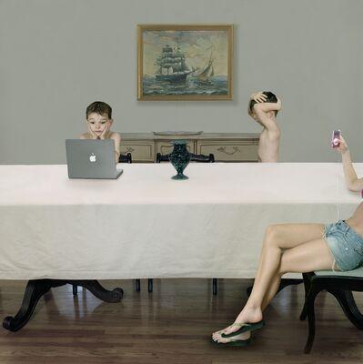 Julie Blackmon, 'Babysitter', 2006
