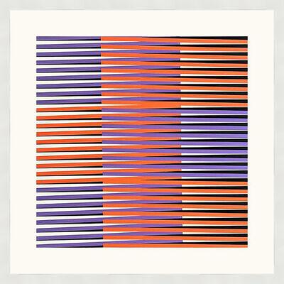 Carlos Cruz-Diez, 'Sintitiulo', 1970
