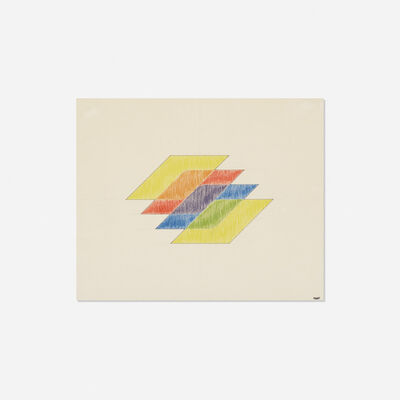 Neil Williams, 'Composition with Color Planes', 1965