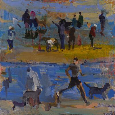 Grant Drumheller, 'Sandbar', 2018