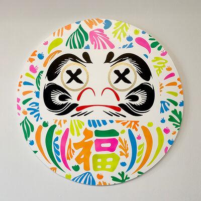 Joe Suzuki, 'Matisse [Daruma Doll Series]', 2020