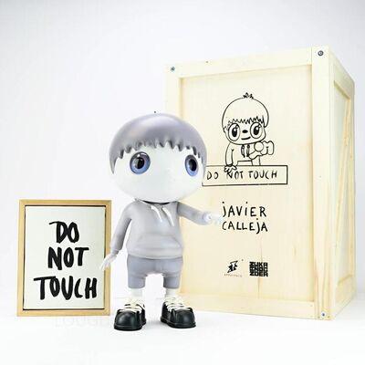 Javier Calleja, 'Do Not Touch (Grey)', 2020