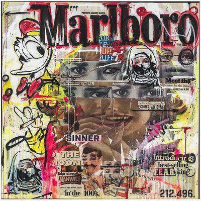 Sean Sullivan (Layer Cake), 'Marlboro', 2020
