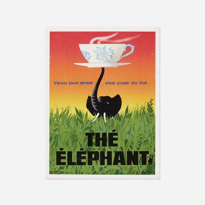R.L. Dupuy, 'The Elephant poster', c. 1955