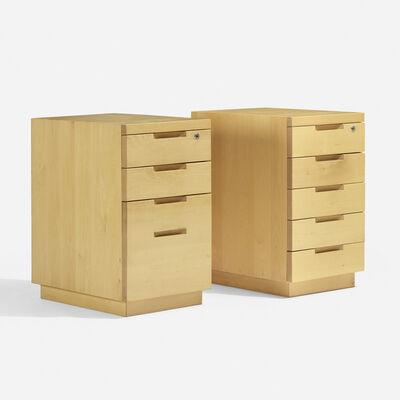 Alvar Aalto, 'Cabinets, pair', c. 1948